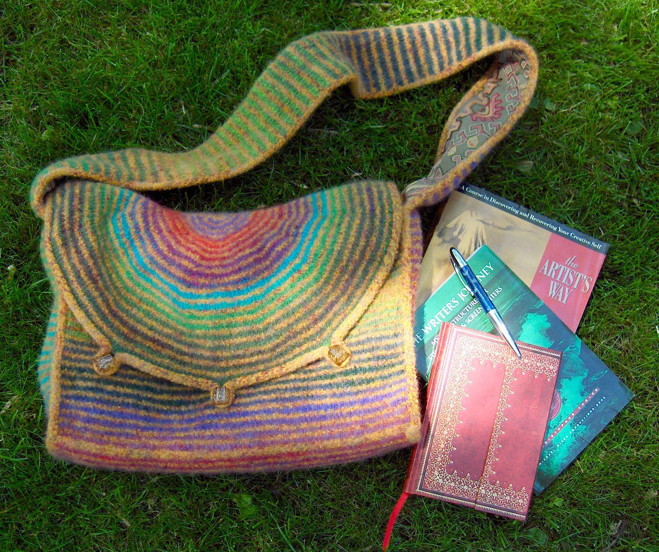 crochet satchel bag pattern UoXtfyeP