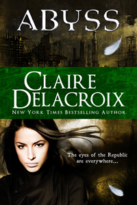 Abyss, an urban fantasy romance by Claire Delacroix