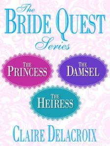 The Bride Quest I Digital Bundle by Claire Delacroix