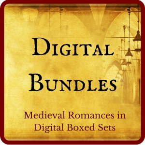 Digital Bundles of Claire Delacroix medieval romances