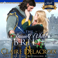 The Snow White Bride by Claire Delacroix in audio