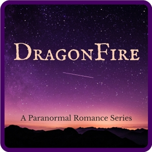 Dragonfire, a paranormal romance series featuring dragon shifter heroes by Deborah Cooke