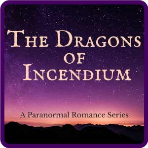 The Dragons of Incendium, a paranormal romance series featuring dragon shifter heroines by Deborah Cooke