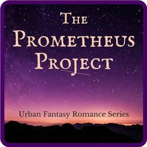 The Prometheus Project series of urban fantasy romances with fallen angel heroes by Claire Delacroix