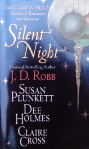 "Silent Night, an anthology including ""A Berry Merry Christmas"" by Deborah Cooke (writing as Claire Cross)"