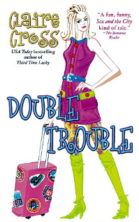 Double Trouble, #2 in the Coxwell series of contemporary romances by Deborah Cooke (writing as Claire Cross)