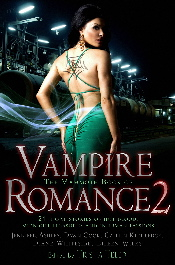 """The Mammoth Book of Vampire Romance II, an anthology of vampire romances including """"Coven of Mercy"""" by Deborah Cooke"""