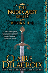 The Bride Quest II Boxed Set by Claire Delacroix