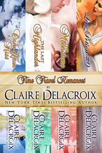 The Time Travel Romance Boxed Set by Claire Delacroix