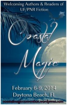 Coastal Magic Reader Conference February 2014