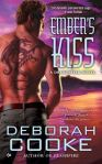 Ember's Kiss, #8 in the Dragonfire series of paranormal romances by Deborah Cooke