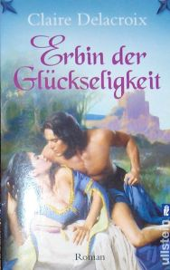 The Heiress, book #3 of the Bride Quest trilogy of Scottish medieval romances, second German edition