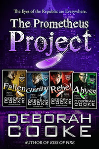 The Prometheus Project Boxed Set of urban fantasy romances by Deborah Cooke