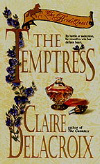The Temptress, book #3 of the Bride Quest II trilogy of medieval romances, by Claire Delacroix, out of print mass market edition