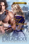 The Frost Maiden's Kiss, a medieval romance and third book in the True Love Brides series by Claire Delacroix
