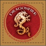 Dragonfire Temporary Tattoo
