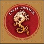 Dragonfire Temporary Tattoo