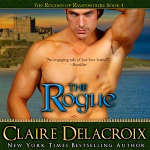 The Rogue by Claire Delacroix audio edition