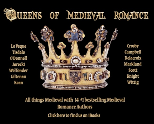 Queens of Medieval Romance at iBooks