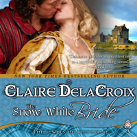 The Snow White Bride, a medieval romance by Claire Delacroix