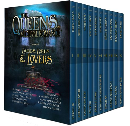 Queens of Medieval Romance Boxed Set
