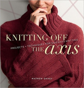 Knitting off the Axis by Matthew Gnagy