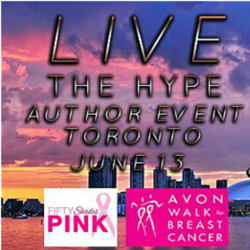Live the Hype Signing June 13 in Toronto