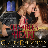 The Crusader's Heart by Claire Delacroix