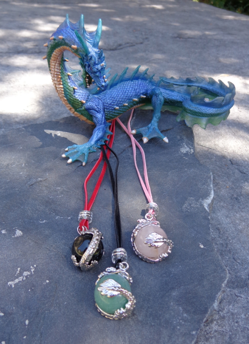 New dragon swag from Deborah Cooke