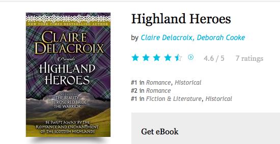 Highland Heroes #1 at KOBO!