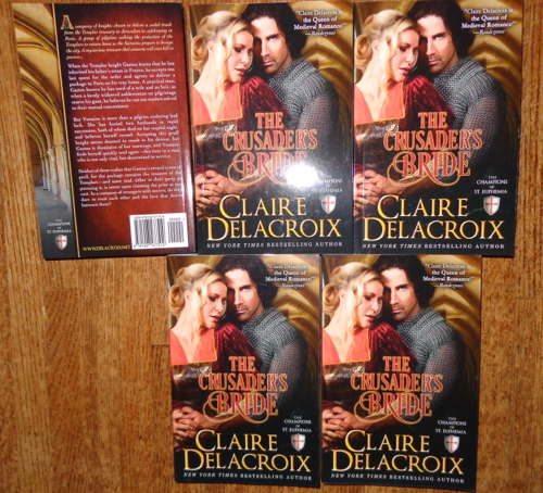Teh Crusader's Bride by Claire Delacroix