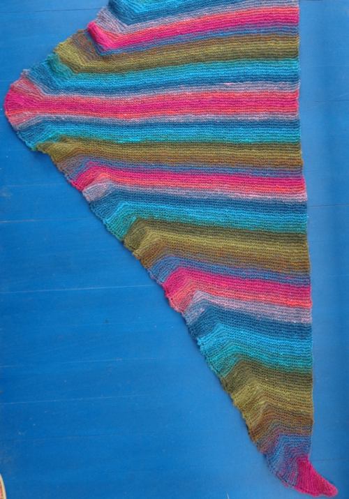 Undine Shawl by Deborah Cooke
