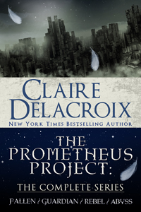 The Prometheus Project Boxed Set of urban fantasy romances by Claire Delacroix