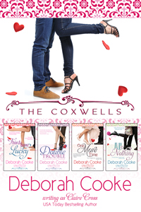 The Coxwells Boxed Set by Deborah Cooke