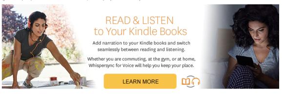 Kindle Whispersync
