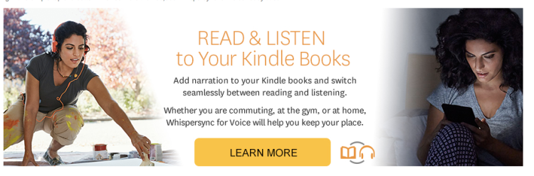 Kindle Whispersync