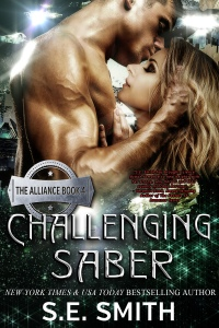 Challenging Saber by S.E. Smith