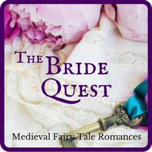 The Bride Quest, a series of medieval fairy tale romances by Claire Delacroix