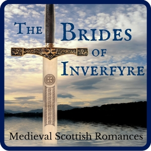 The Brides of Inverfyre, a series of medieval Scottish romances by Claire Delacroix
