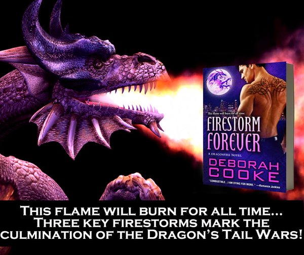 Firestorm Forever at All Romance eBooks