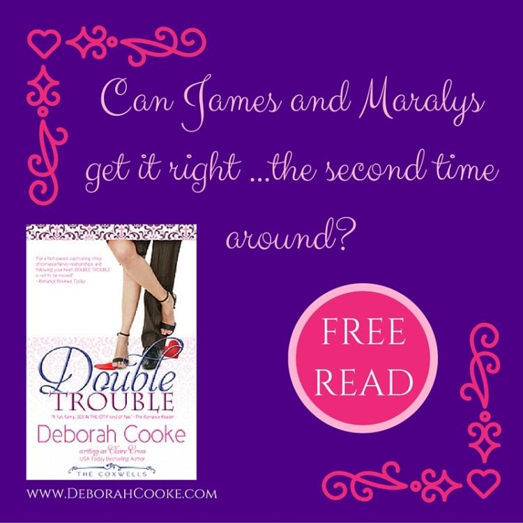 Double Trouble by Deborah Cooke free
