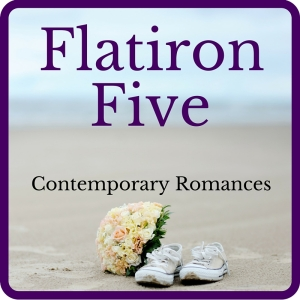 Flatiron Five, a series of contemporary romances and romantic comedies by Deborah Cooke