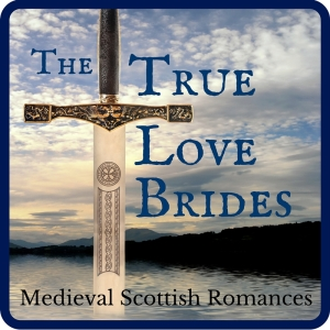 The True Love Brides, a series of medieval Scottish romances with paranormal elements by Claire Delacroix