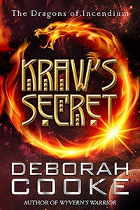 Kraw's Secret, a short story and #3.5 in the Dragons of Incendium series of paranormal romances by Deborah Cooke