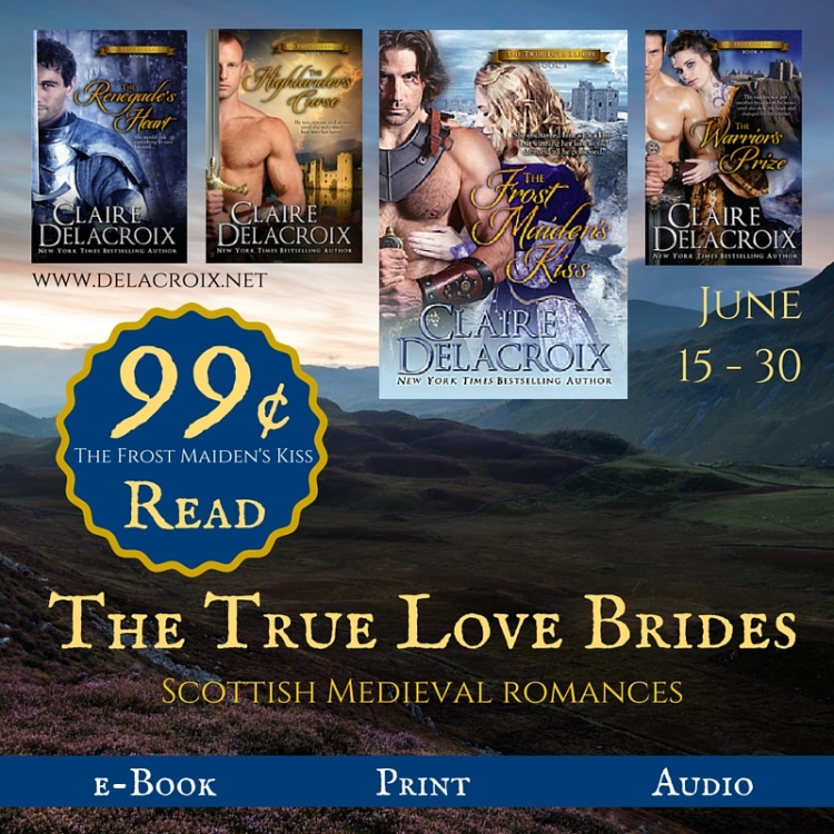The Frost Maiden's Kiss June 2016 sale