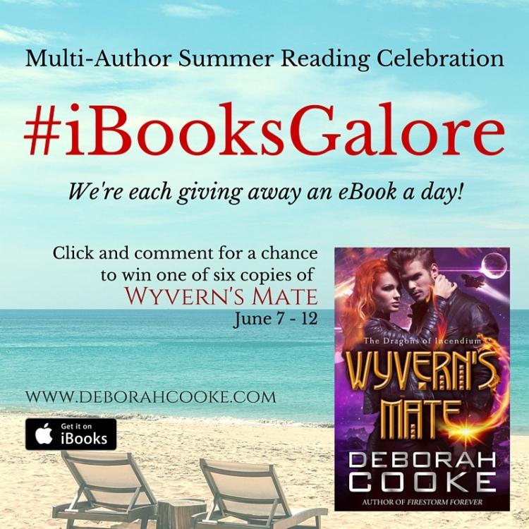 iBooksGalore Wyvern's Mate