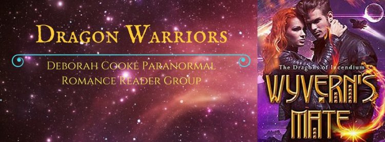 Dragon Warriors Facebook reader discussion group for Deborah Cooke paranormal romances