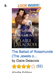 The Ballad of Rosamunde at Amazon.com on August 24, 2016