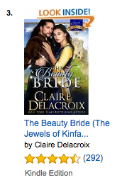 The Beauty Bride on Amazon.com on August 24, 2016
