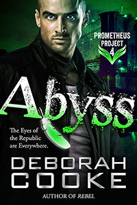 Abyss, #4 of the Prometheus Project of urban fantasy romances by Deborah Cooke